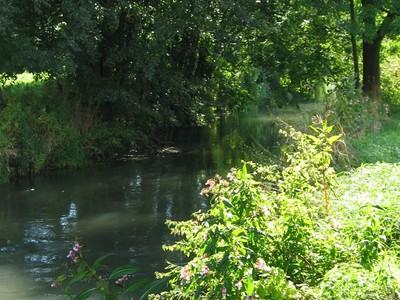 Fluss Abens
